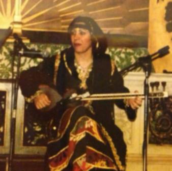 آموزشگاه موسیقی رازان - پروانه حاجی غلام حسینی